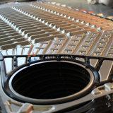 置換GeaのSondexの自由な流れの大きな隔たりのGasketedの版の熱交換器