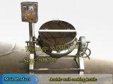 200L / forrados de calefacción de gas eléctrico Hervidor eléctrico hervidor de agua de cocción ()