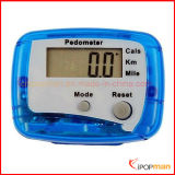 Manual para o podómetro do Ce, contador da caloria do relógio do podómetro