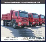 Sinotruk HOWO 6X4 20cbm 371HP 273kw 10の車輪のダンプトラック