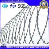 안전을%s 높은 장력 직류 전기를 통한 PVC 입히는 날카로운 철 철사