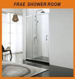クロム振動軸線のシャワー・カーテン/6mmが付いている高品質の黄銅はガラスシャワー室を強くする