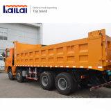 Shacman 6X4 375HP tip by dump Trucks