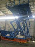 Stationäre hydraulische scissor Aufzug