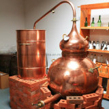 Strumentazione del distillatore dell'alcool dell'acciaio inossidabile di Wenzhou con la colonna di rame