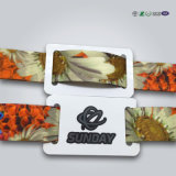 Wristbands празднества нот сплетенные тканью RFID для случаев