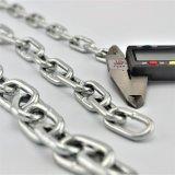 Gegalvaniseerd Roestvrij staal 304 de Materiële Keten van de Link voor Verkoop