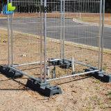 Cerca provisória padrão do engranzamento de fio de Austrália do aço de baixo carbono