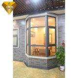 Heißes Verkaufs-Aluminium abgetöntes Glasfenster für Landhaus-Haus-Projekt