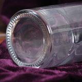Vidro branco 500ml de licor de fantasia garrafas de vinho de vidro