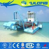 дизельный двигатель на базе полностью автоматическая водных сорняков комбайна для продажи