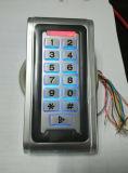 Metal impermeable lector de tarjetas de proximidad RFID para puerta de control de acceso casa sistema de seguridad