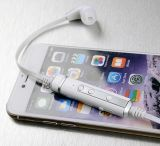 Oortelefoon van de Hoofdtelefoon van de Hoofdtelefoon Bluetooth van sporten de Stereo Draadloze V4.1