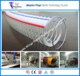 Macchina di rinforzo di plastica dell'espulsore del tubo flessibile di aspirazione del filo di acciaio della macchina/PVC dell'espulsione