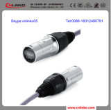 China Factory Solder RJ45 Connector für Date Cable LED Display