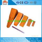 Adattatore del punto dei denti del dente della benna del macchinario minerario del fornitore della Cina
