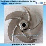 Turbine centrifuge de pompe de norme ANSI Goulds 3196 de l'eau chimique