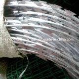 Arame farpado galvanizado Bto-22 da lâmina (KDL-25)