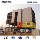 鋼鉄構築の建物のための鉄骨構造フレームの鉄骨構造の家