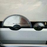 Panneau de contrôle numérique avec écran tactile de la machine scie opération facile/ Sierra de Mesa circulaire