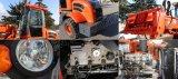 Telescópica Cargadora de ruedas con CE y Rops y Fops (HQ915T)