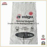 40kg Polypropylen gesponnener pp. Beutel für Mehl-Reis