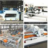 4 pieds automatiques de contre-plaqué de faisceau de placage de chaîne de production machines fonctionnantes en bois