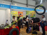 4.00-8made na câmara de ar interna da motocicleta da natureza de China