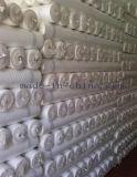 Tela 100% de algodón/tela blanqueada/tela de ropa de cama