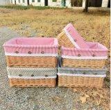 (BC-ST1090) 고품질 Handmade 버드나무 바구니