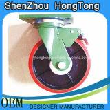 En matière de brevets les roulettes-guides en acier avec ressort