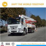 販売のための25mのコンクリートブームポンプトラック