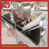 Equipo que se lava de la fruta de la máquina vegetal de múltiples funciones de la limpieza