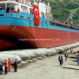 Sacos hinchables marinas para el cargo móvil del tirón del salvamento