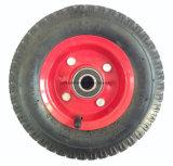 압축 공기를 넣은 고무 바퀴 2.50-4 고무 타이어 타이어 바퀴