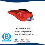 Fanale posteriore 2011 della Hyundai Elantra Manufactruer dalla Cina