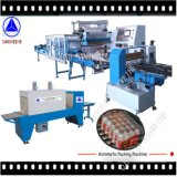 Swsf800 Swd4000 bouteilles Multi-Row large Film Machine d'Emballage Rétractable secondaire
