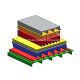 Hochfester Pultrusion-Profil-Plattform-Typ D305A