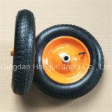 압축 공기를 넣은 고무 바퀴 무덤 바퀴