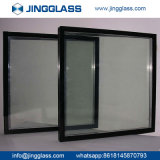 De Bouw die van de veiligheid de volledig Aangemaakte Deur van het Glas bouwt