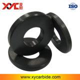 정확한 차원 검정 색깔 실리콘 탄화물 세라믹 반지 부속