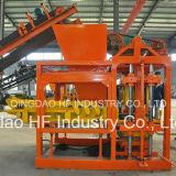 Prezzo della macchina per fabbricare i mattoni del cemento Qt4-25 in India