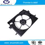 Stampaggio ad iniezione di plastica personalizzato OEM per i pezzi di ricambio automatici della protezione del ventilatore