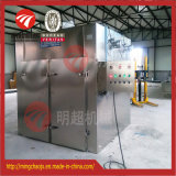 Machine de séchage de nourriture de raccord en caoutchouc avec la circulation d'air chaud