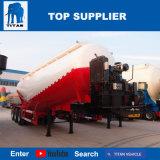 タイタンの手段- 60m3三重の車軸サイロのトラックの土地プラスタータンクBulker Builのセメントのトレーラー