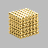 Magnetisch Stuk speelgoed 216 Parels NdFeB Neocube van Neoball