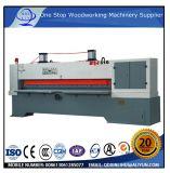 Máquina de cisalhamento de folhear outra máquina para trabalhar madeira/ cortador com pedal de pele de madeira/ máquina de corte