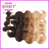 공급 Top Quality Grade 8A Three Tone Color Omber Hair Virgin 브라질 Hair 브라질 Virgin Hair