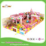 Зрелищность игрушки игры спортивной площадки детей крытая мягкая