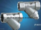 Microfusão/aparafusada em aço inoxidável de fundição de precisão da Peneira Y